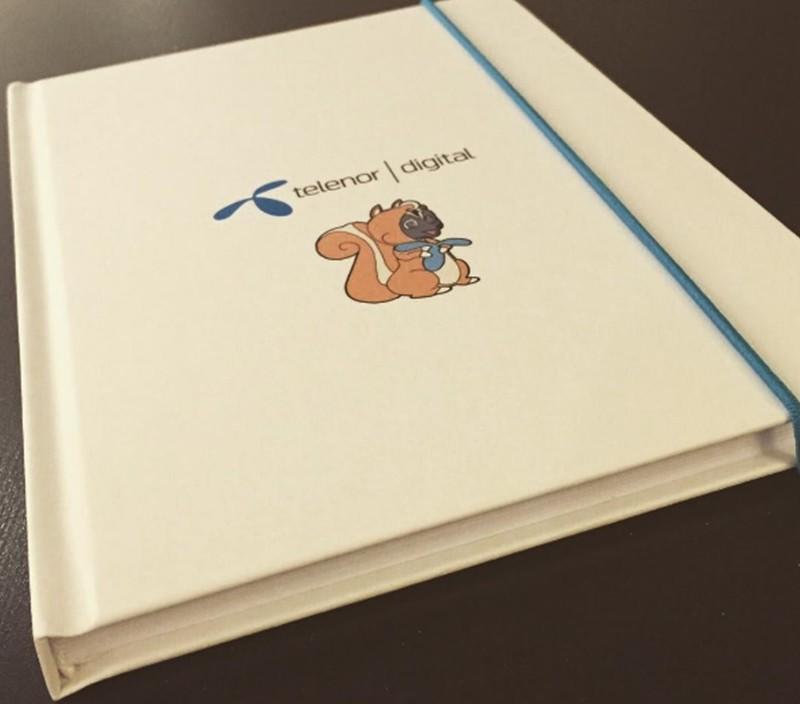 Telenor notebook