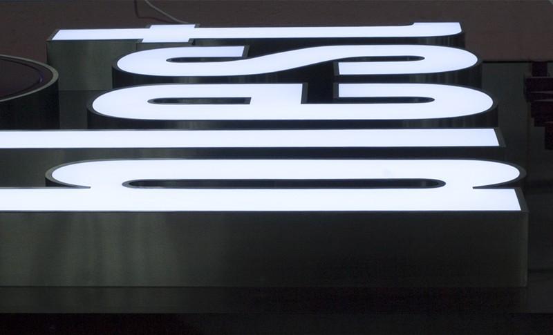 Blest LED sign