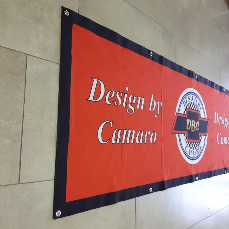 DBC textile banner
