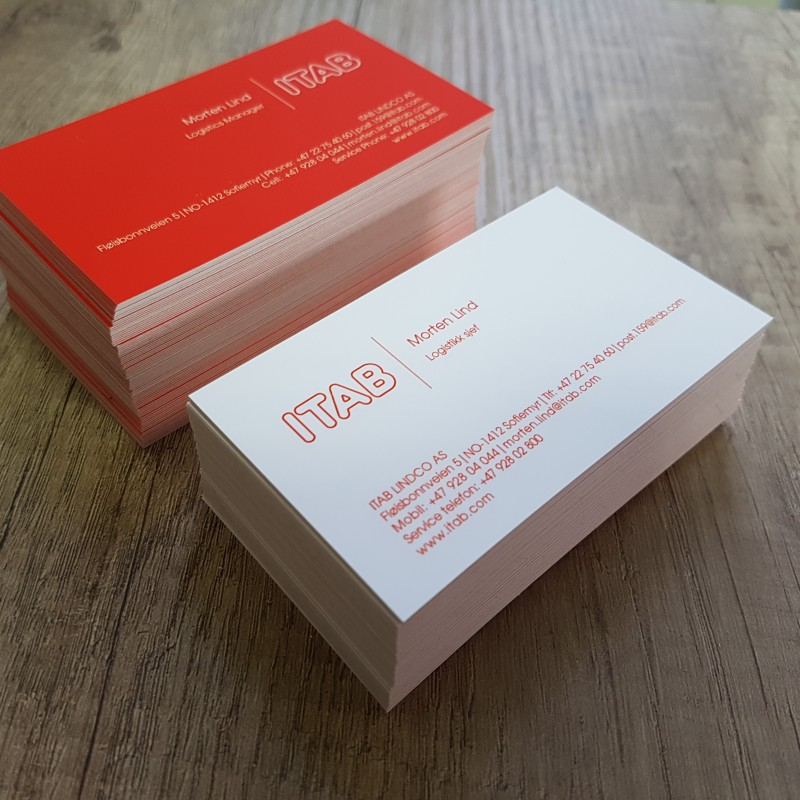 ITAB business cards