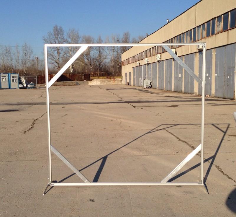 Frame for Frameless System