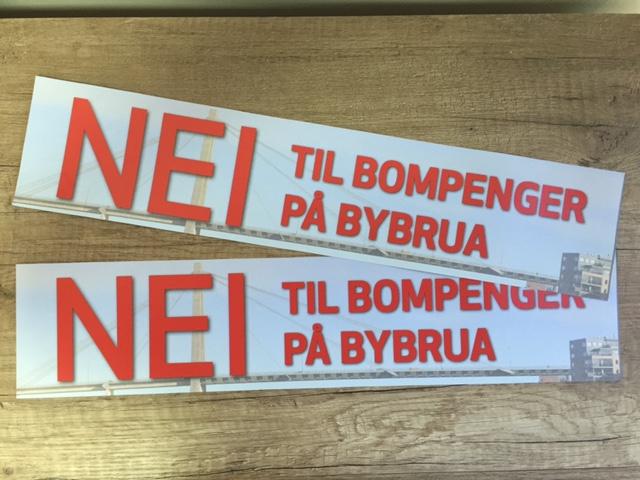 white monomeric PVC foil, removable glue, print 1440 dpi Size: 50 x 11 cm