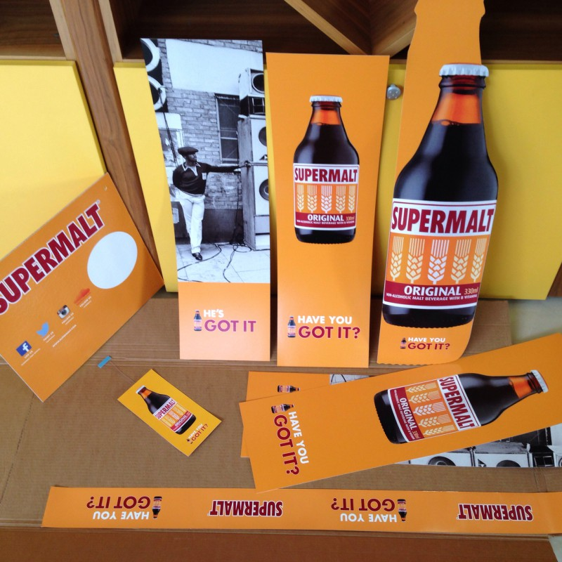 Supermalt promo pack
