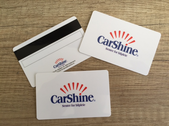0.76 mm PVC, printed 4 + 4, magnetic stripe LoCo, signature field, thermal personalization, record for magnetic stripe. Size: 86 x 54 mm