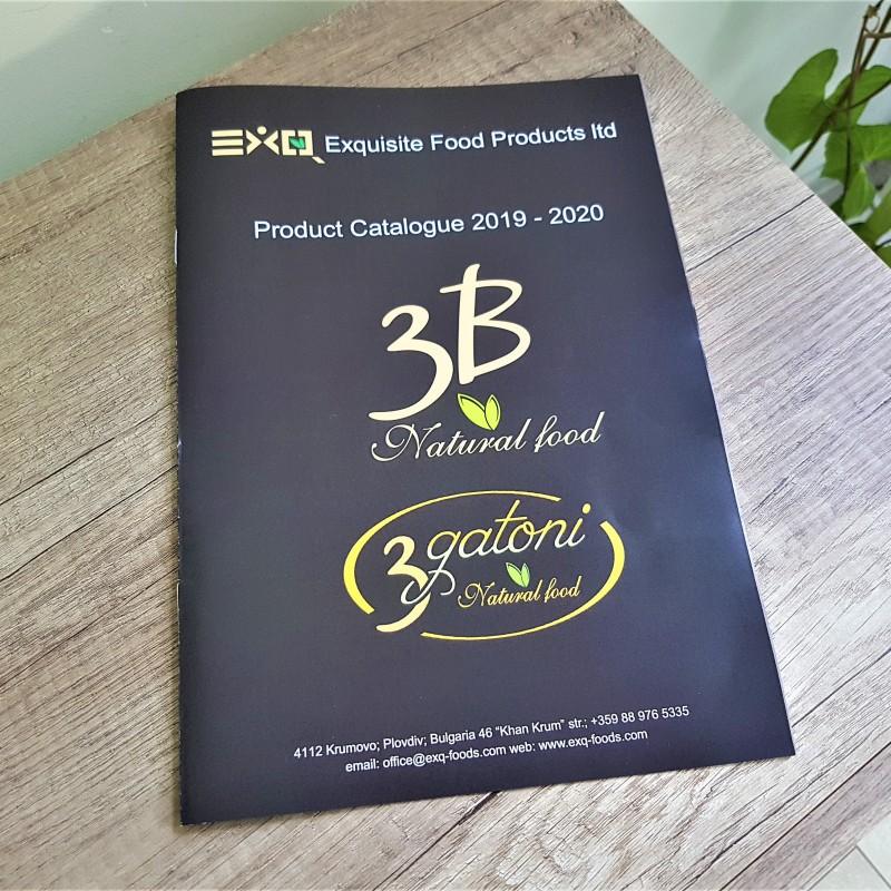 EXQ 2019-2020 catalogue