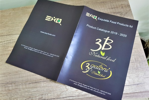 EXQ 2019-2020 catalogue
