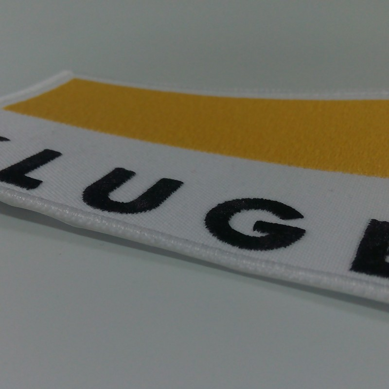 Kluge embroidered logo