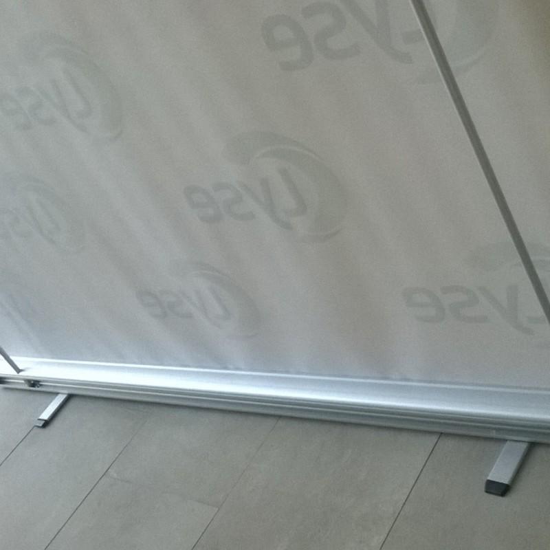 Aluminum stand