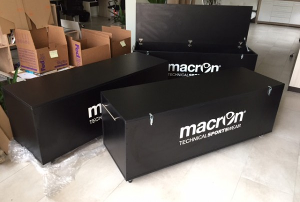 Macron tent carry box