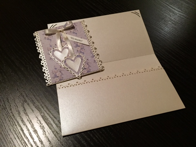 Greeting card/Invitation