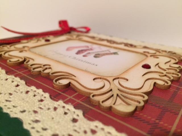 Christmas memory book
