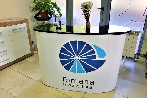 Temana expo table