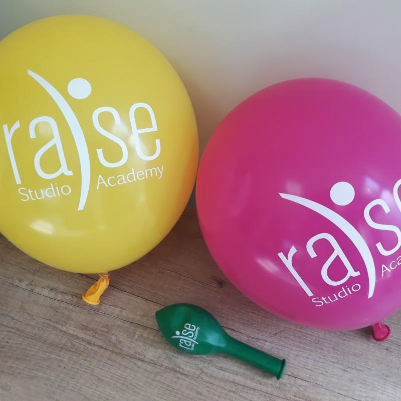 Printed balloons