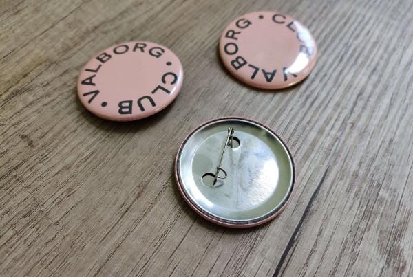 VALBORG club pins