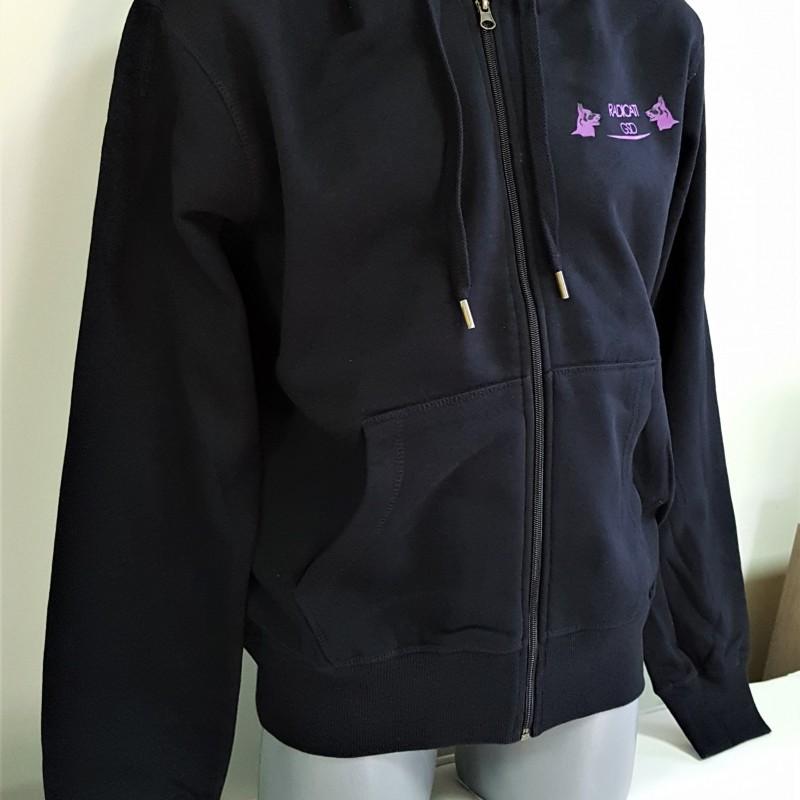 Radicati sweat jacket