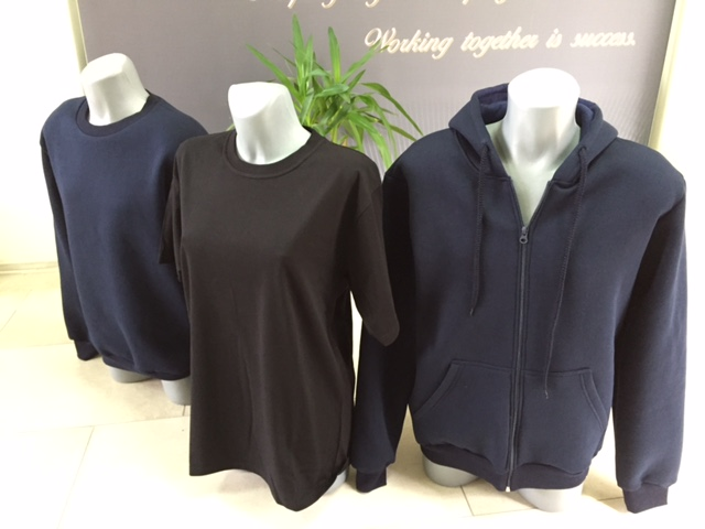T-shirt, Pullover and Sweat jacket