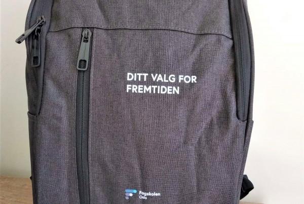 FAGSKOLEN school bags
