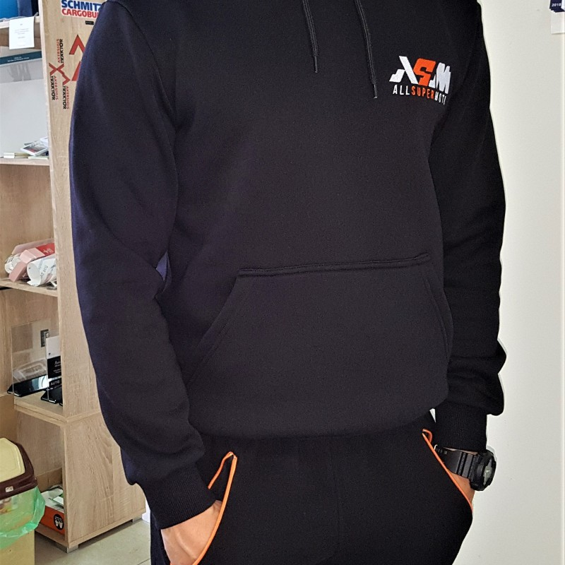 ASM sweat jacket and sport pants