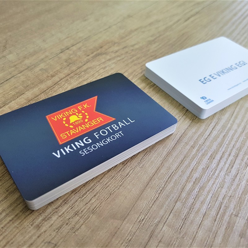 Loyalty PVC cards | Kinetic Trade