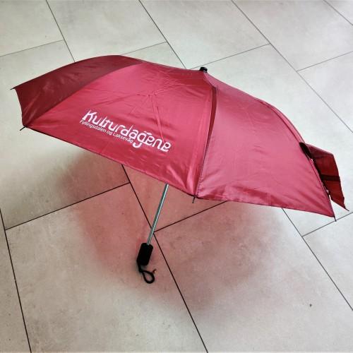 Kulturdagene umbrellas