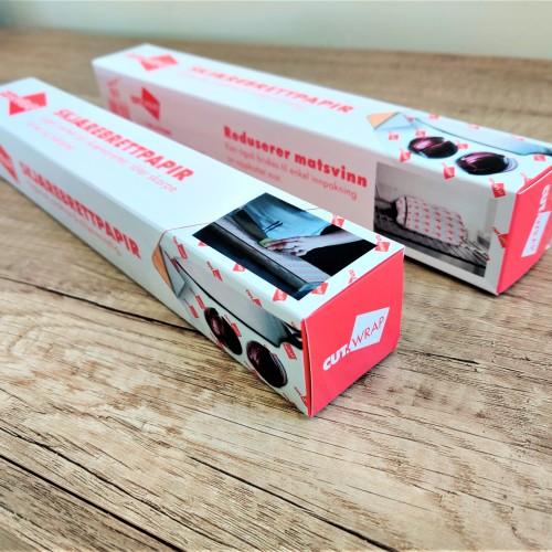 Cut Wrap product box