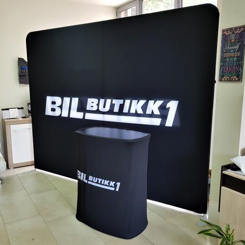 BilButikk1 PopUp system