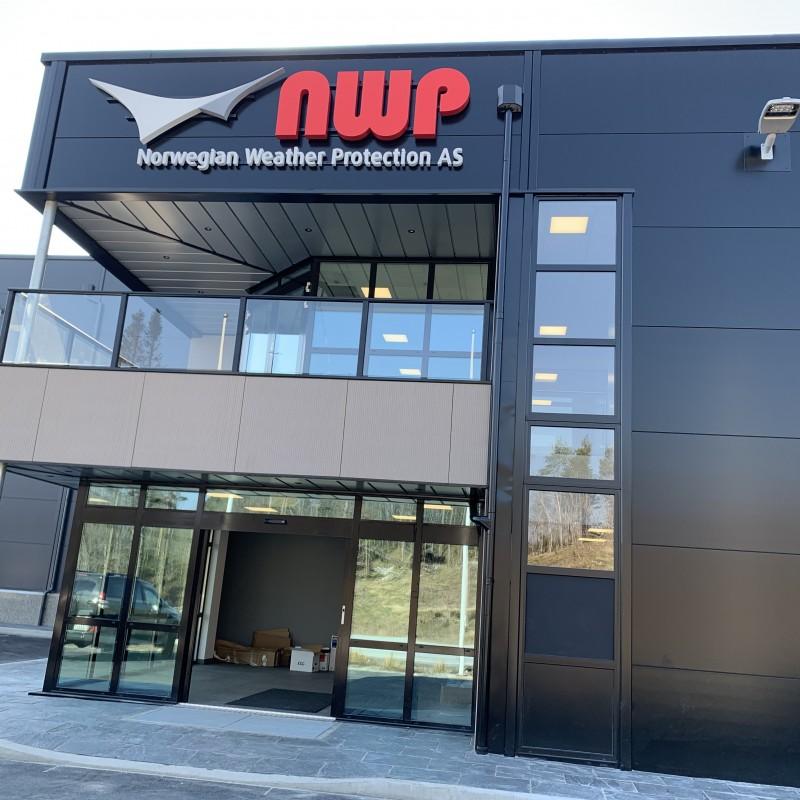 NWP led sign
