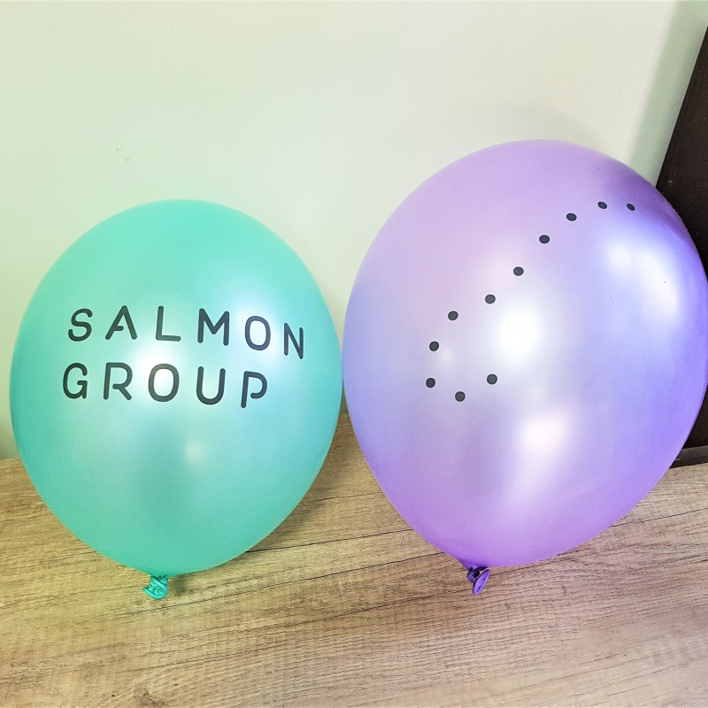 SALMON Group balloons