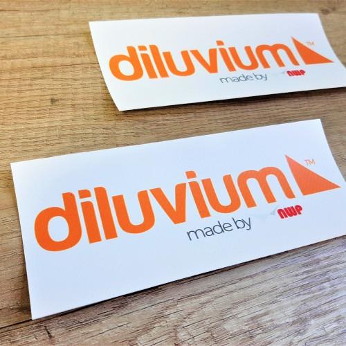 diluvium vinyl labels