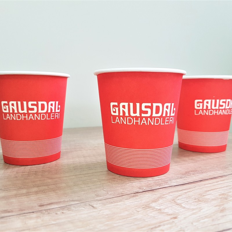 Gausdal paper cups