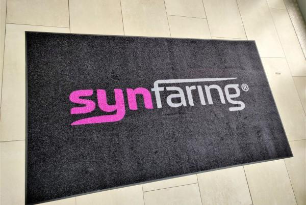 Synfaring doormat