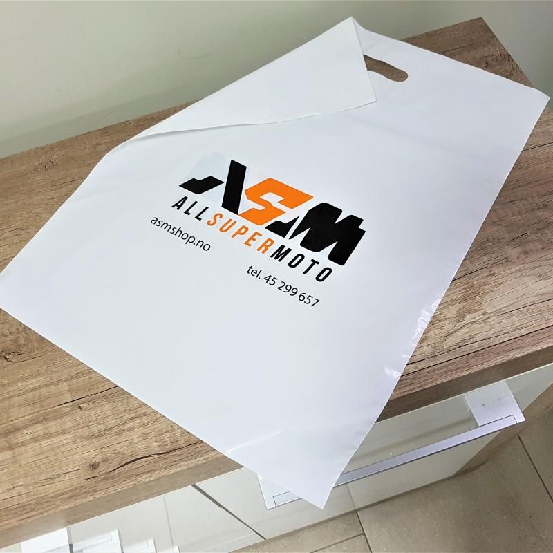 ASM plastic bags