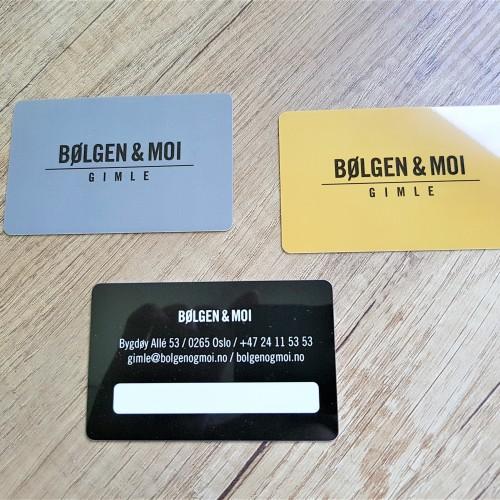 BOLGEN & MOI