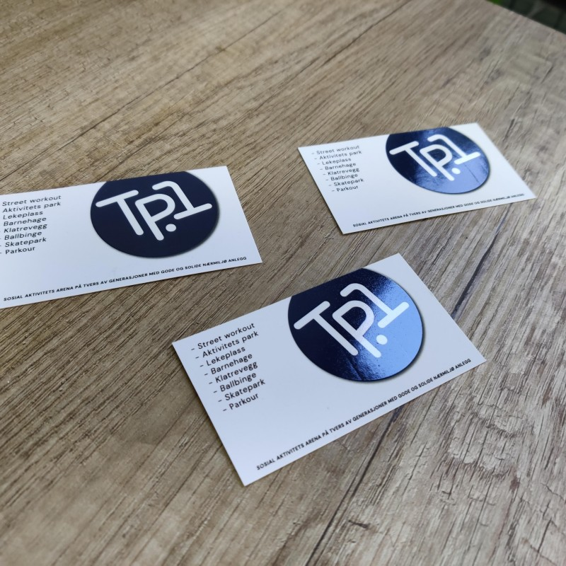 TP1 business cards