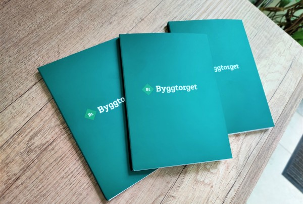 Byggtorget notebooks