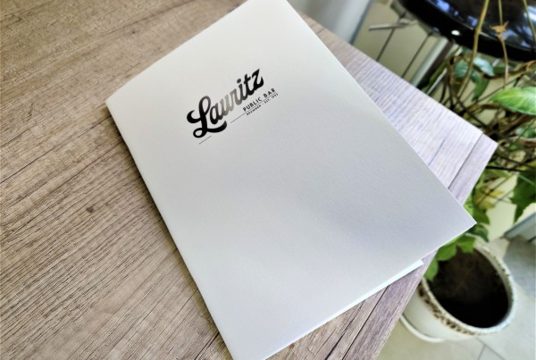 Lauritz Bar Menu