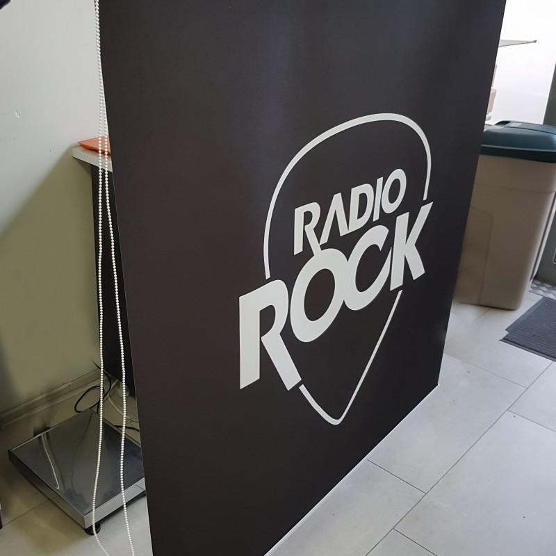 Radio Rock blind