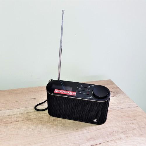 Industri-Hydraulikk DAB radios