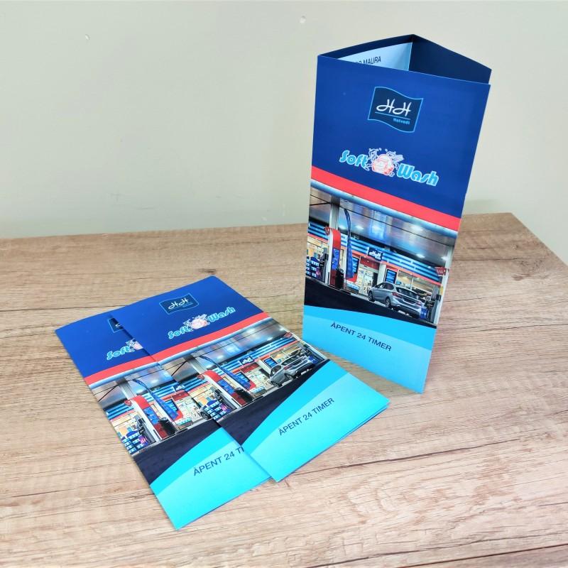 SoftWash brochures