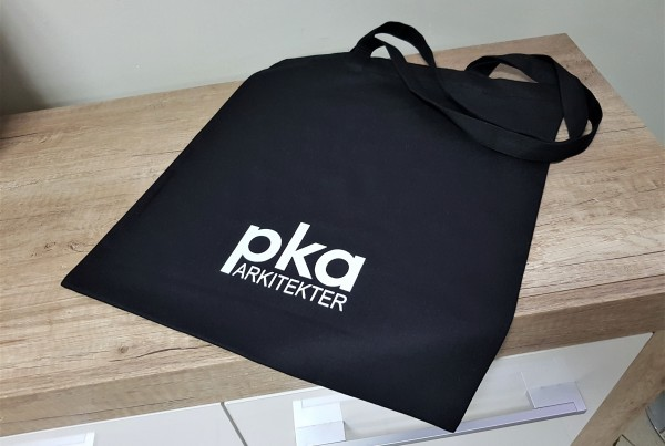 PKA Arkitekter cotton bags