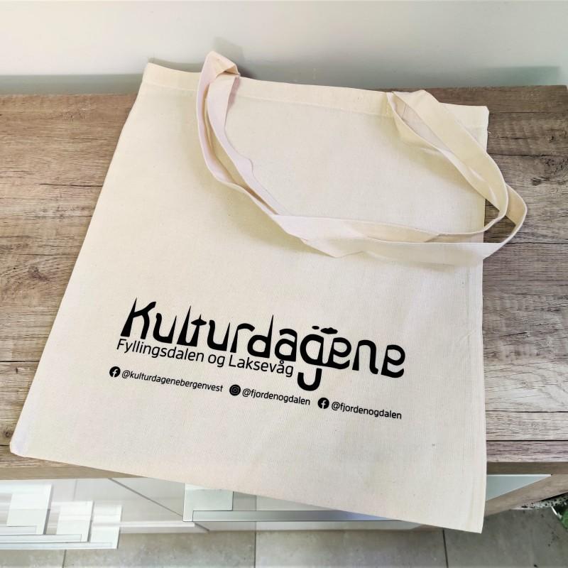 Kulturdagene cotton bags