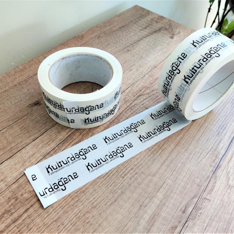 Kulturgata packaging tape