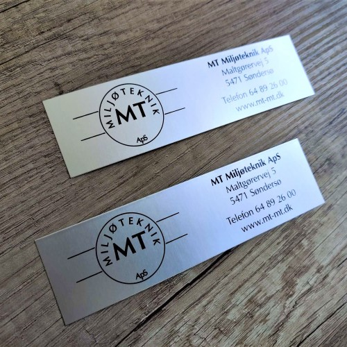 MILJOTEKNIK pvc stickers