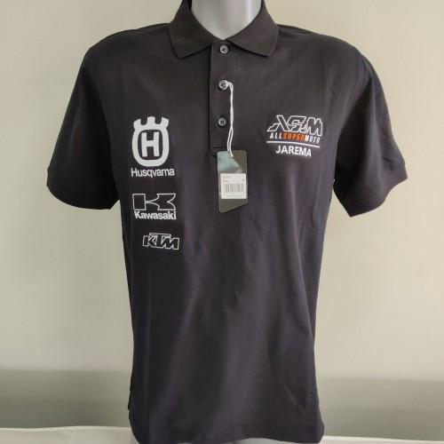 ASM polo shirt
