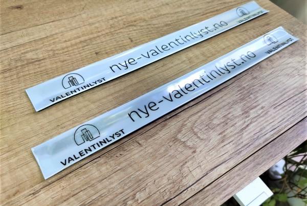 VALENTINLYST reflective bracelets